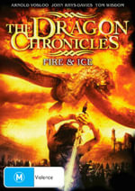 Fire and Ice : The Dragon Chronicles - Tom Wisdom