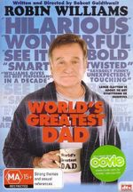 World's Greatest Dad - Robin Williams