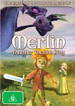 Merlin and Arthur the Lion King - Laurence Juppe