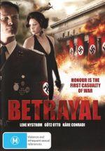 Betrayal - Lene Nystrom