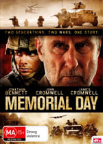 Memorial Day - James Cromwell