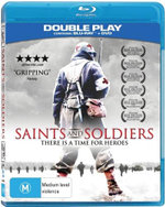 Saints and Soldiers (Blu-ray/DVD) - Alexander Polinsky