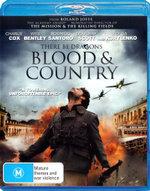 There Be Dragons : Blood and Country - Olga Kurylenko
