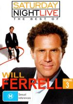 Saturday Night Live : Best of Will Ferrell Volume 3 - Will Ferrell