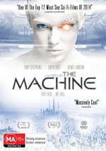 The Machine - Caity Lotz