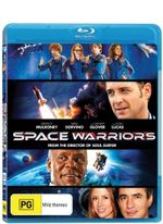 Space Warriors - Dermot Mulroney