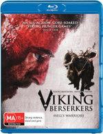 Viking Berserkers - Simon Armstrong