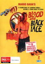 Blood and Black Lace - Cameron Mitchell