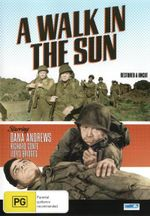 A Walk In The Sun (Restored and Uncut) - Dana Andrews