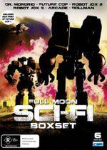 Full Moon Sci-Fi Boxset (Dr Mordrid / Future Cop / Robot Jox 2 / Robot Jox 3 / Arcade / Dollman) - Jeffrey Combs