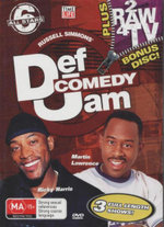 Russell Simmons' Def Comedy Jam : All Stars 6 - Ricky Harris