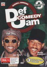 Russell Simmons' Def Comedy Jam : All Stars 9 - Joe Torry