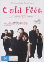 Cold Feet : The Complete Third Series : 2 discs - Tom Whitney