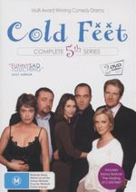 Cold Feet  : Complete 5th Series  - 2 Disc Set - Tim Sullivan