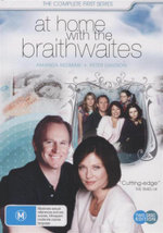 At Home With The Braithwaites : The Complete First Series - Amanda Redman
