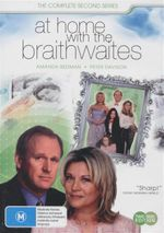 At Home With The Braithwaites : The Complete Second Series - Amanda Redman