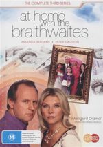 At Home With The Braithwaites : The Complete Third Series - Amanda Redman