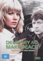 Dempsey and Makepeace  : The Complete Third Series  - Baz Taylor