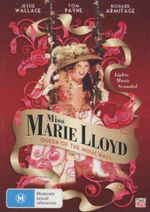 Miss Marie LLoyd  : Queen of the Music Hall - Lights, Music, Scandal - Jessie Wallace