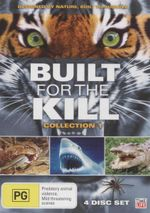 Built For The Kill : Designed By Nature, Built To Survive - Collection 1 - Matthew Morgan
