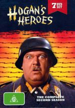Hogans Heroes : The Complete Second Season - 7 DVD Set - Bob Crane