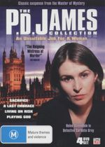 The P.D. James Collection  : Classic Suspense From The Master Of Mystery - An Unsuitable Job For A Woman : Sacrifice / A Last Embrace / Living On Risk / Playing God         - John Strickland