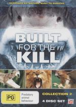 Built For The Kill : Designed By Nature, Built To Survive : Collection 2 - Matthew Morgan
