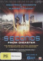 Seconds From Disaster  : Disastrous Accidents Or Planned Attacks? - Volume 2 - Peter Guinness