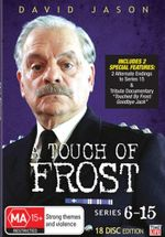 A Touch Of Frost : Series 6 - 15 (Box Set) - John Lyons