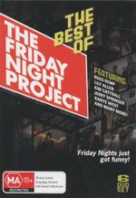 The Best of The Friday Night Project : Friday Nights Just Got Funny! - Jerry Springer