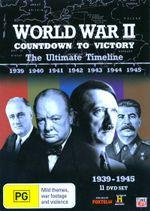 World War II : Countdown to Victory 1939-1945 - Liam Dale
