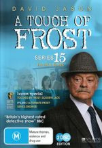 A Touch Of Frost : Series 15 : 2 Disc Set - David Jason