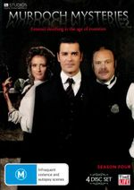 Murdoch Mysteries : Season 4 - Thomas Craig