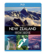 New Zealand From Above : From Above - Not Specified