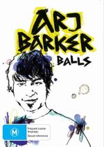 Arj Barker : Balls
