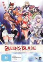 Queen's Blade : Rebellion (Complete Collection) - Brittany Lauda