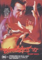 Bloodsport 2 : Caught Between Honour And Revenge, How Far Will One Man Go...  - Daniel Bernhardt