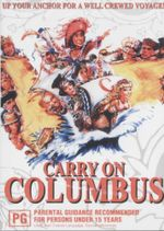 Carry On Columbus : Up Your Anchor For A Well Crewed Voyage - Jim Dale