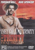 They Call Me Trinity : The Trinity Collection - Terence Hill