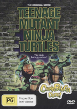 Teenage Mutant Ninja Turtles : The Original Movie - Corey Feldman