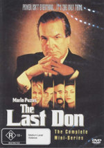 The Last Don : The Complete Mini-Series - Power Isn't Everything... It's The Only Thing! - Danny Aiello