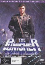 The Punisher : If Society Won't Punish The Guilty, He Will! - Dolph lundgren
