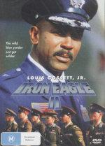 Iron Eagles 2 : The Wild Blue Yonder Just Got Wilder - Louis Gossett, JR.