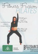 Fitness fusion - Pilates : Bellydance For Beginners