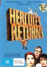 Hercules Returns - Michael Carman