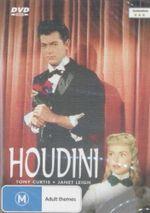 Houdini - Tony Curtis