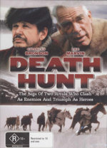 Death Hunt : The Saga Of Two Rivals Who Clash As Enemies And Triumph As Heroes - Charles Bronson