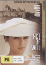 Act of Will - Elizabeth Hurley
