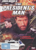 The President's Man : No Mission Is Impossible - Chuck Norris