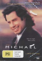 Michael : He's An Angel - Not A Saint - John Travolta